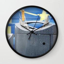 Urban Jungle 52 Wall Clock