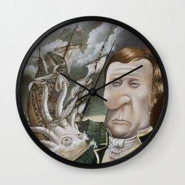 Alexander's Leviathan Wall Clock