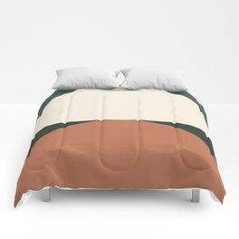 Abstract Geometric 01E Comforters