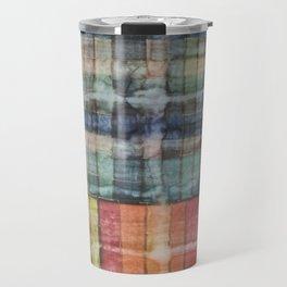 Abstract windows Travel Mug