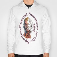 eternal sunshine Hoodies featuring Eternal Sunshine of the Spotless Mind by AdrockHoward