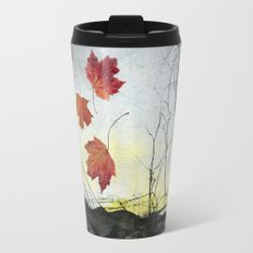 October (Falling) Travel Mug