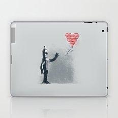 Binary Art Laptop & iPad Skin