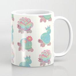 Cactus tortoise Coffee Mug