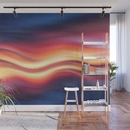 Abstract Sunset IX Wall Mural
