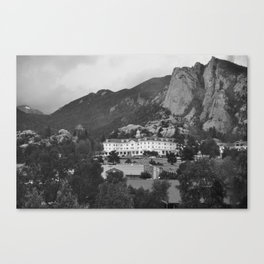 Stanley Hotel Canvas Print