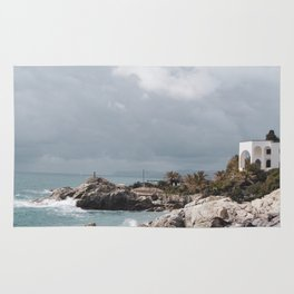 PHOTOGRAPHY - Windy day Rug