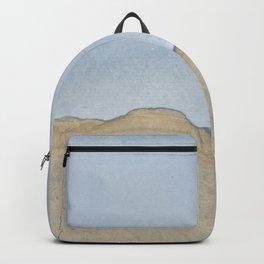 thames stone landscape blue sky moon 5478 Backpack