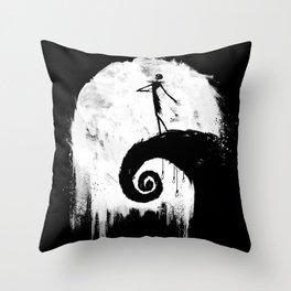 All Hallow's Eve Throw Pillow