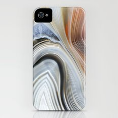 Marble Lined Slim Case iPhone (4, 4s)