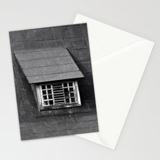 Old Roof Window 6680 Stationery Cards