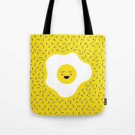Eggs emoji Tote Bag