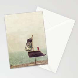 Boat Love Stationery Cards