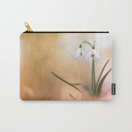 The very breath of spring Carry-All Pouch