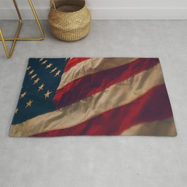 The Flag (Color) Rug