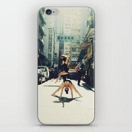 Dancing Duo iPhone Skin