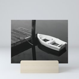 Skiff Mini Art Print