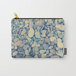 Pebble Texture Carry-All Pouch