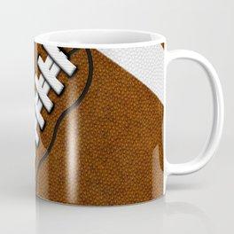 Fantasy Football Super Fan Touchdown Coffee Mug