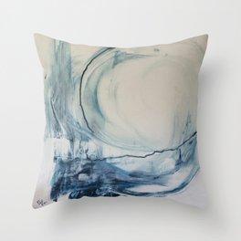 Eve Of Destruction Throw Pillow