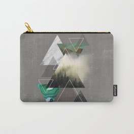 Triangles Symphony Carry-All Pouch