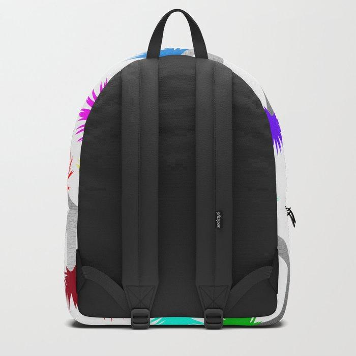 Joshua Tree Pom Poms by CREYES Backpack