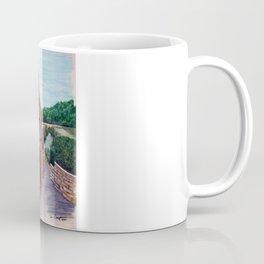 English Village Coffee Mug