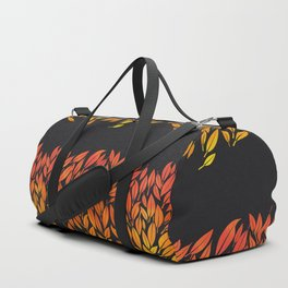 Autumn leaves Duffle Bag