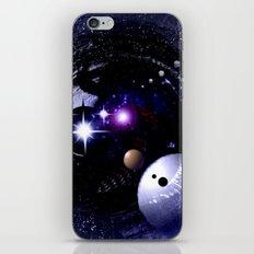 Sternenwelt abstrakt. iPhone & iPod Skin