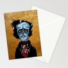 Poe in Color  Stationery Cards