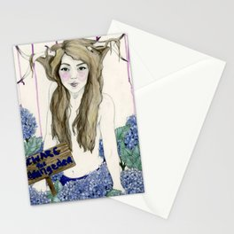 Beware the Hy-deranged-ea Stationery Cards
