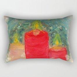 Warmth of the Holidays Rectangular Pillow
