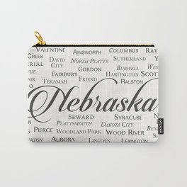Nebraska Carry-All Pouch