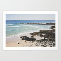 maine Art Prints featuring Maine     by Ashley Jensen