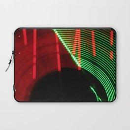 City Circulation (ICM Exposure), Grand Canal Square, Dublin Laptop Sleeve
