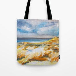 The Dunes in Ostend Tote Bag
