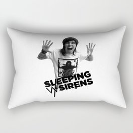 sleeping with sirens Rectangular Pillow