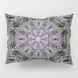 """""""Ring around the Madrone's"""" Pacific Madrone reflection Pillow Sham"""