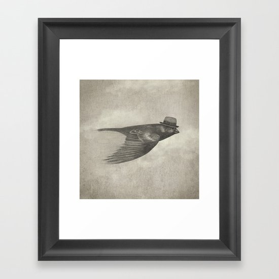 Old Soul  Framed Art Print