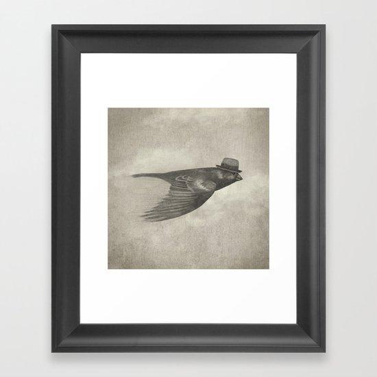 Old Soul  Framed Art Print