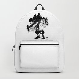Sherlock's Mind Palace Backpack