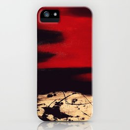 Untitled - Abstract 2 iPhone Case