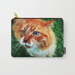 Sassy Cat Carry-All Pouch