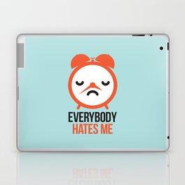 Everybody hates me Laptop & iPad Skin