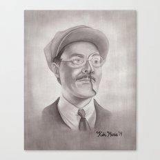 Richard Harrow Canvas Print