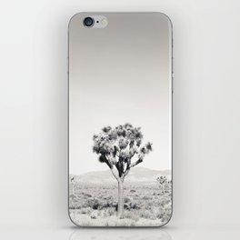 Joshua Tree B&W iPhone Skin