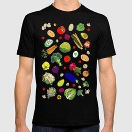 Vegetable Soup Recipe T-shirt