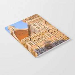 Duomo at Sunset. Notebook