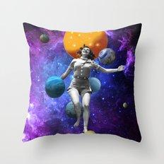 Elation Throw Pillow