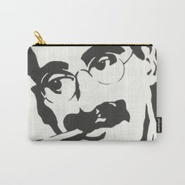 Mr. Marx Acrylic Pop Art Carry-All Pouch